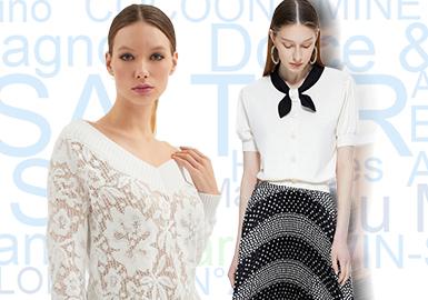 基于2020年上半年用户下载互动数据推选出女装毛衫零售市场TOP30排行榜,作为排名靠前的品牌,都是POP在之前标杆栏目中做过针对性分析的代表品牌,本文将提炼实用性较强、辨识度较高的品牌结合国内毛衫市场热门话题与爆款单品带来这份热搜品牌分析报告。