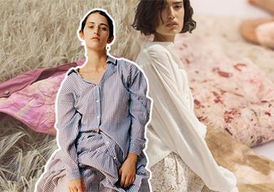 至真環保棉麻--女裝棉麻面料趨勢