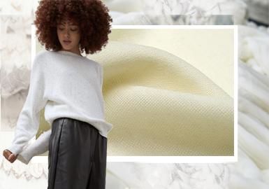 原生柔软-女装毛衫羊绒/羊毛纱线趋势