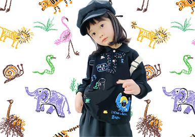 童画世界--童装图案趋势