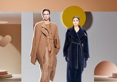 優雅詮釋--女裝皮衣皮草廓形趨勢