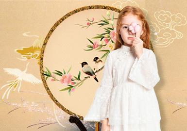 古韻新風--童裝中國風工藝趨勢
