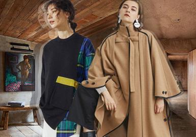 20/21秋冬日本设计师品牌在不改变传统的情况下更大幅度的结合现代化的设计,强调女性独立自由的思想也表达出在静谧的时光里,淡然地生活的方式态度。采取实用的简约主义风格,将时髦而休闲的纯色基础单品设计注入了返璞归真的时尚态度。和谐色彩中蕴含着细腻的设计手法,不经意间流露出的高雅、精致、简约的造型。端庄的举止和内在的热情,不是为了别人而刻意打扮,而是为了让穿的人尽享舒适华感的服装。