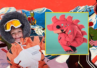 冰雪防護--童裝滑雪服工藝趨勢