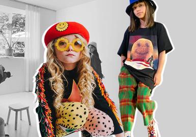 在互联网上博主、网红成为当代时尚潮流的穿搭代表,而在童装领域同样有着这样一群时尚弄潮儿,或以荷叶为主题、或是花卉、网纱、袖型变化,搭配出不同的穿搭风格,呈现出时尚穿搭的视觉盛宴。
