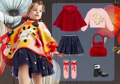 节日攻略--童装节日组货搭配