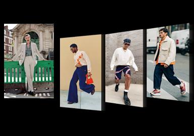自从Instagram兴起后,时装博主成为诠释流行时尚的新指标,他们的穿衣风格、生活方式,成了网络另一端众多用户模仿的对象。2020年度INS男装时尚搭配类型人气博主盘点,部分博主人气值来自OneSight,风格类型包括商务休闲,街头时尚,舒适家居等风格,年龄涵盖范围跨度较广,搭配可参考性强且有一定影响力。