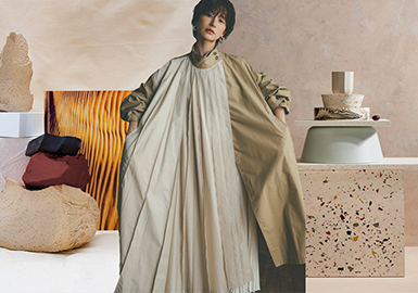 """""""棉""""至时代--女装主题色彩趋势"""