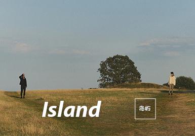 岛屿--2022春夏主题趋势