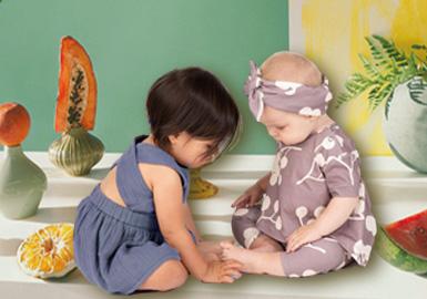 果蔬之家--婴童主题企划