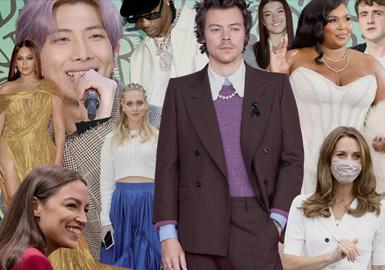 时尚搜索引擎Lyst于11月17日发布了2020年度时尚报告,报告数据通过汇集全网过亿的搜索与销售、社交媒体数据与新闻报道提及量等方面,排列并揭示了本年度最具影响力的时尚名人、品牌及单品等。在过去12个月中,拥有个人风格的10位名人在以上数据来源中均创下了最高记录。