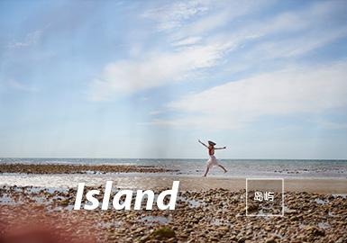 岛屿--2022春夏童装主题趋势