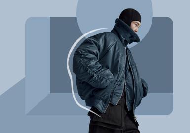 实用升级--男装夹克廓形趋势
