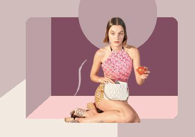 迷你60年代--女装连衣裙廓形趋势
