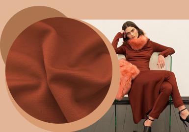 疗愈百搭--女装针织面料趋势