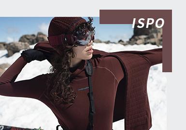 21/22秋冬慕尼黑ISPO展会为虚拟展会,覆盖了545家参展商,产品展示、研讨会及专题讨论会多达150场,参与者涵盖了110个国家高达31000多人。可持续力和创新设计依旧是本季关键;功能性户外服装逐渐关注舒适度的提升,定制产品打开新的模式,三合一或多功能的单品更值得投资;用环保的酸性黄色与中性色的搭配带来新的安全信号;对于女性运动需求的关注得到更大推进。