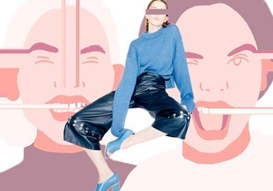 阔腿裤的流行真的就是忽如一夜春风来,毫无征兆地就成为大家最关注的春季款,慵懒又舒服,修长身形以及掩饰缺陷的比例与廓型使其持续大热,宽大裤摆呈现干练潇洒的女性新姿态。